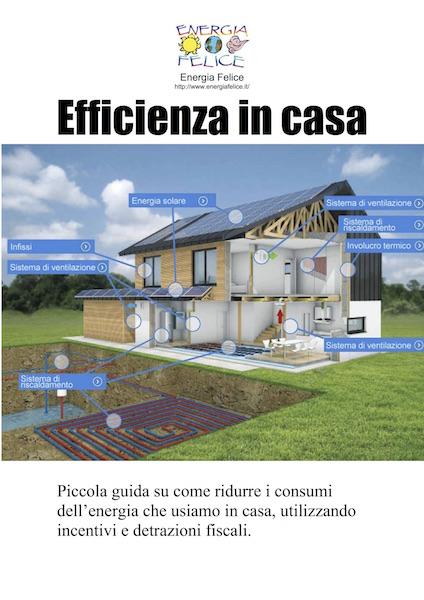 fascicolo efficienza in casa